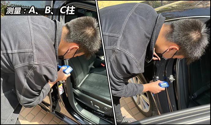 漆膜儀檢測ABC柱